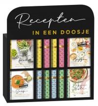 Display Mini bookbox recepten 4Tx4E