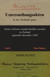 Duitse militaire standrechtelijke executies in Zeeland