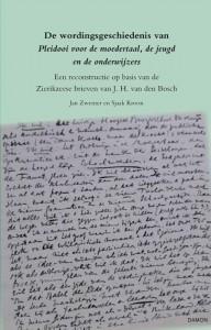 De wordingsgeschiedenis van Pleidooi voor de moedertaal, de jeugd en de onderwijzers