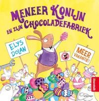 Meneer Konijn en zijn Chocoladefabriek