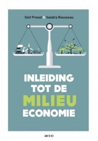 Inleiding tot de milieueconomie 2de ed.