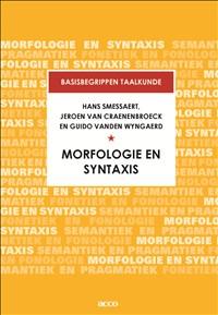 Morfologie en Syntaxis
