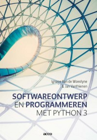 Softwareontwerp en Programmeren in Phython 3
