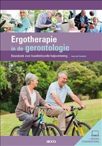 Ergotherapie in de gerontologie