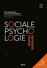 Sociale Psychologie voor Toegepaste Psychologie