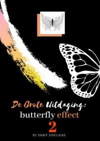 Volwassenen kleurboek De Grote Uitdaging : Butterfly Effect 2