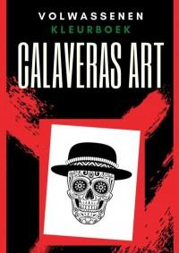 Volwassenen kleurboek : Calaveras Art