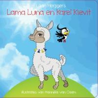 Lama Luna en Karel Kievit