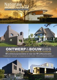 Nationale Architectuurguide editie 2 -ONTWERP&BOUWGIDS - Bouwen in particulier opdrachtgeverschap
