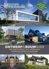 Nationale Architectuurguide editie 5 - ONTWERP&BOUWGIDS - Het inspiratieboek voor zelfbouwers