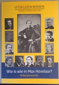 Wie is wie in Max Havelaar