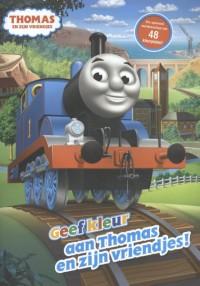 Thomas de trein kleurboek