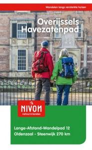 Overijssels Havezatenpad, Oldenzaal - Steenwijk 270km