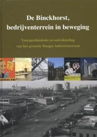 De Binckhorst bedrijventerrein in beweging