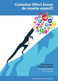 Thema's en inzichten in klantinteractie Customer Effort Score