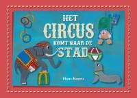 Het circus komt naar de stad!