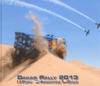 Dakar rally jaarboek 2013