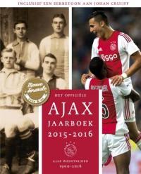 Het officiële Ajax jaarboek 2015-2016 * NIEUWE STIJL *