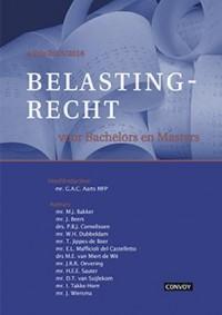Belastingrecht voor Bachelors en Masters 15/16 Theorieboek