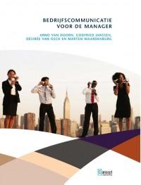 Bedrijfscommunicatie voor de manager