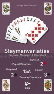 Staymanvariaties. Stayman, Niemeijer en Checkback
