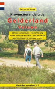 Provinciewandelgids Gelderland Veluwe