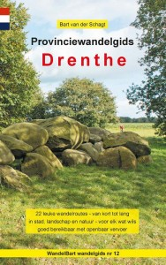 Provinciewandelgids Drenthe