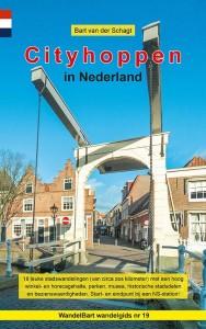 Wandelgids Cityhoppen in Nederland