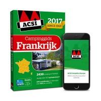 ACSI Campinggids : ACSI Campinggids Frankrijk + app 2017