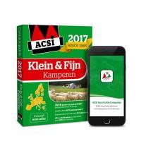 ACSI Campinggids : ACSI Klein & Fijn Kamperen Gids  + app 2017