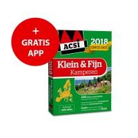 ACSI Campinggids - ACSI Klein & Fijn Kamperen Gids + app 2018
