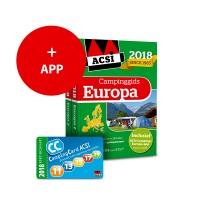 ACSI Campinggids - ACSI Campinggids Europa + app 2018