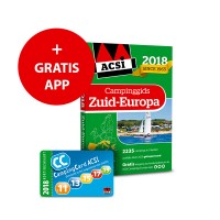 ACSI Campinggids - ACSI Campinggids Zuid-Europa + app 2018