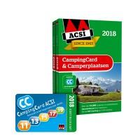 ACSI Campinggids - ACSI CampingCard & Camperplaatsen 2018