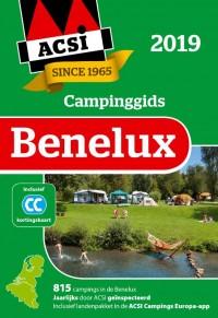 ACSI Campinggids Benelux 2019 + app