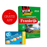 ACSI Campinggids Frankrijk 2019 + app