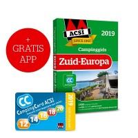 ACSI Campinggids Zuid-Europa 2019 + app