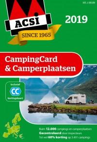 ACSI CampingCard & Camperplaatsen 2019 set 2 delen