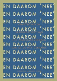 10 x Daarom 'NEE!'(isbn 978-94-92161-13-0) in 1 pakket
