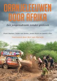 Oranjeleeuwen door Afrika