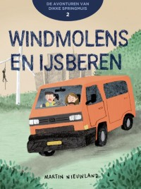 Windmolens en ijsberen