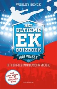 Het ultieme EK-Quizboek