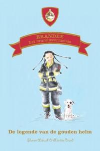 Brandee het brandweermeisje De legende van de gouden helm