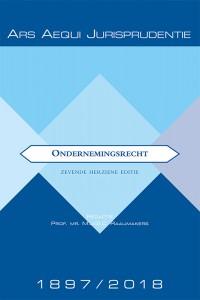 Jurisprudentie ondernemingsrecht 1897-2018
