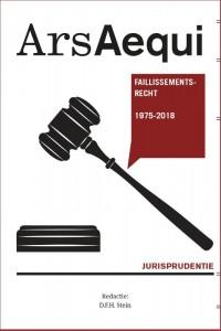 Jurisprudentie Faillissementsrecht 1975-2018