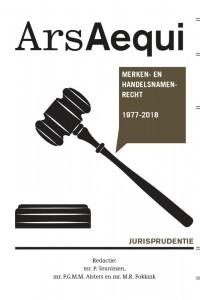 Jurisprudentie Merken- en handelsnamenrecht 1977-2018