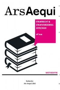 Strafrecht & strafvordering 2019/2020