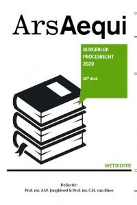 Burgerlijk Procesrecht 2020