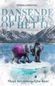 Dansende olifanten op het ijs