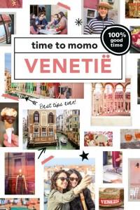 time to momo Venetie + ttm Dichtbij 2020